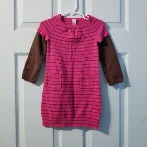 •cherokee sweater dress 2T•